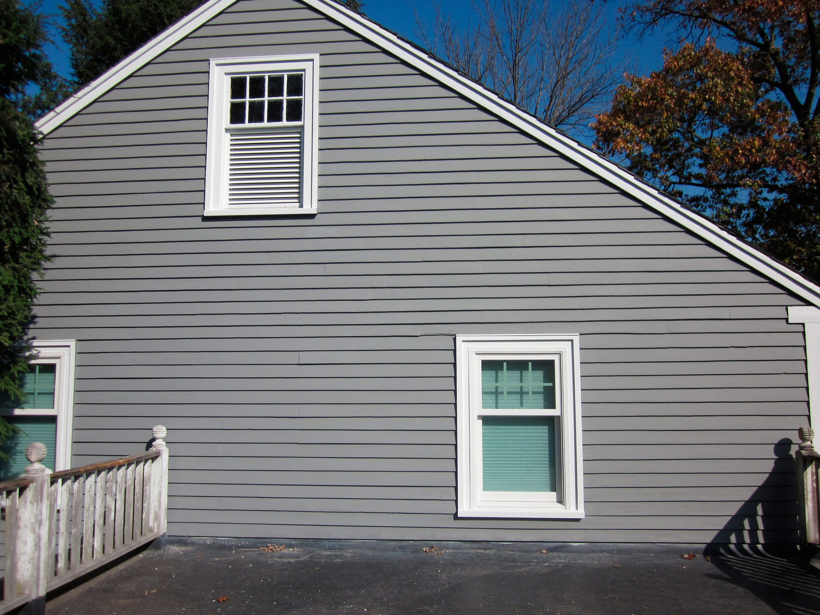 Newton Residence Newton MA Exterior Painting Project Irish Painting LLC